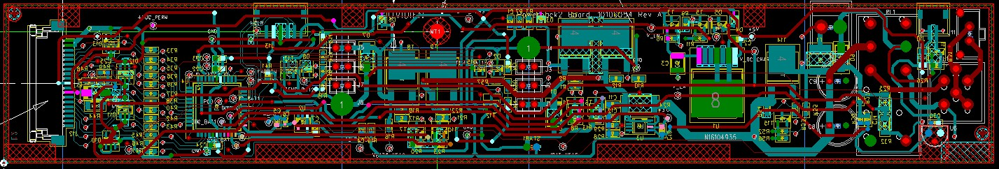 美敦力PB 560呼吸机设计方案(包含原理图+PCB+BOM表+CAD)