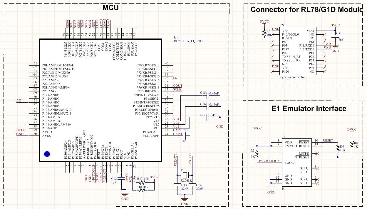 智能体脂称方案(包含原理图、PCB和BOM表)